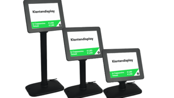 Stand-alone Klantendisplay